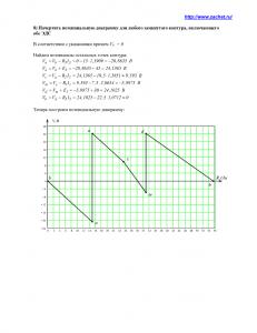 Решение задачи 1.1, вариант 19, Л.А.Бессонов, ТОЭ