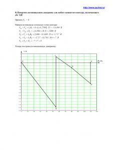 Задача 1.1 по ТОЭ из Бессонова вариант 30