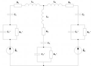 Задание № 2 «Расчет цепи синусоидального тока» по ТОЭ, ЮУрГУ