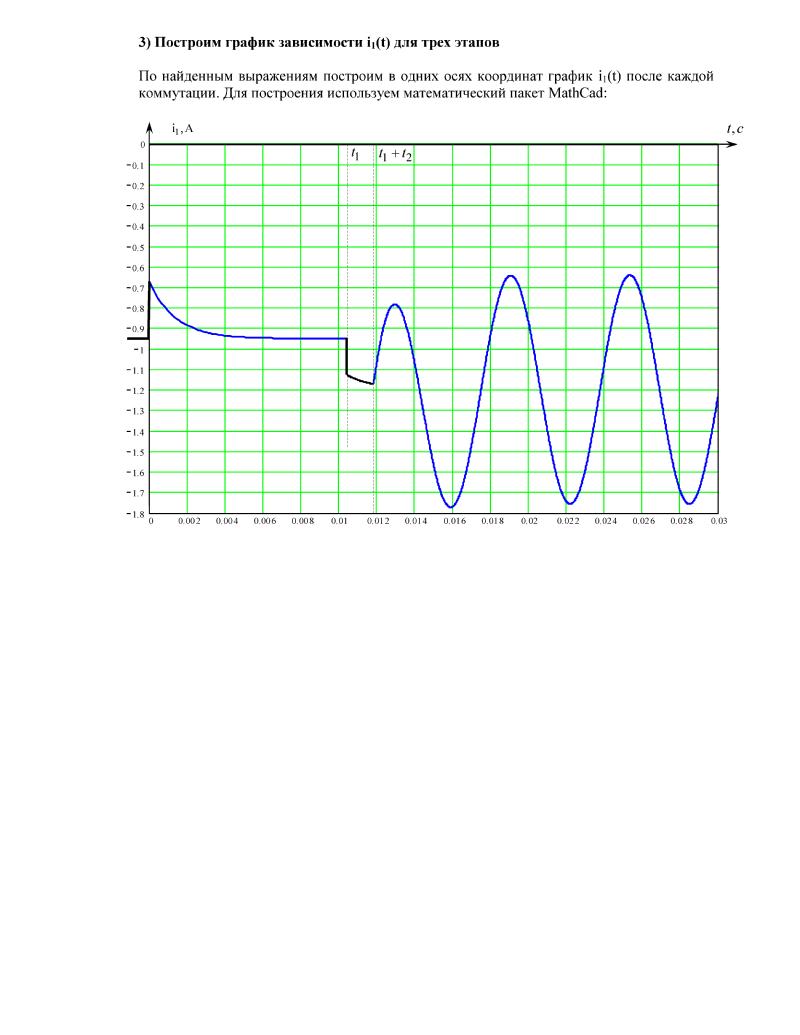 Переходные Процессы В Электрических Цепях Реферат