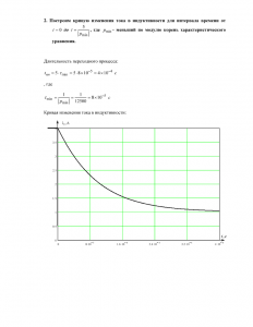 МАДИ Решение ДЗ №4 «Расчёт переходных процессов», Схема 23, Группа АЭ