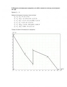 Решение РГР «Линейные электрические цепи постоянного тока», Вариант 39, ИГТУ