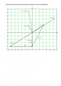 Решение задачи №2 по ТОЭ «Электрические цепи синусоидального тока», Вариант 21, ПензГТУ