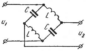 Рисунок 13 - Мостовая схема к задаче 21