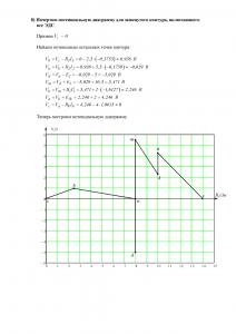 Решение РГР «Линейные электрические цепи постоянного тока», Вариант 46, ИГТУ