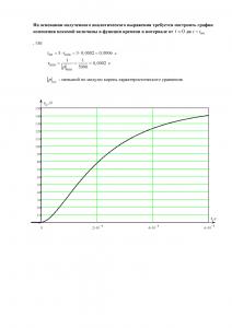 Решение задания 4 «Переходные процессы в линейных электрических цепях», АГНИ, Вариант 10